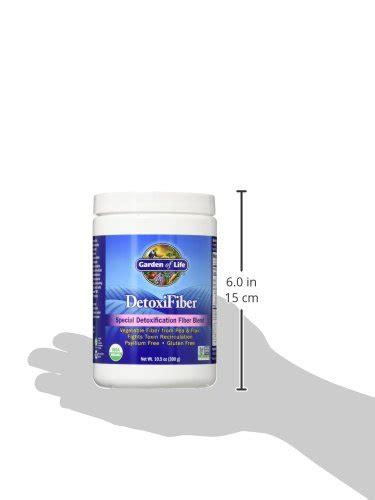 Evox Detox Liquid Cleanse by Garden Of Detox Fiber Supplement Organic