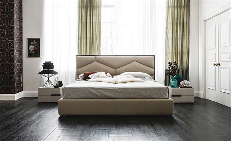 comfortable headboard contemporary beds for comfortable and cozy bedrooms