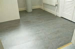 blue concrete effect bathroom flooring harvey maria blog
