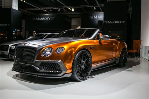 mansory bentley mansory bentley gtc goes carbon with 1 001 hp