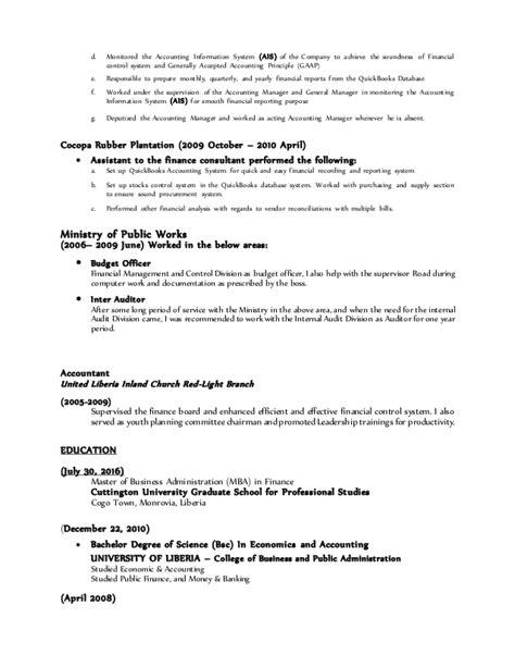 Walker Resume by Walker S Resume