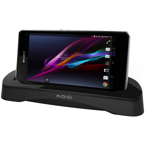 Kidigi Charging Cradle Docking Station   Sony Xperia Z1 Compact