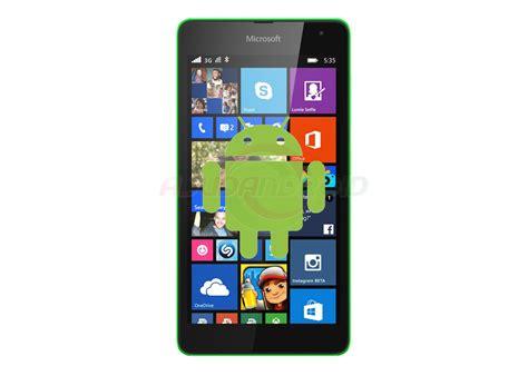 Microsoft Lumia Android hacker conseguiu instalar e usar o android em um microsoft