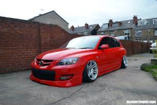 Madza Speed 3 Mazdaspeed 3 Mazda Fitment