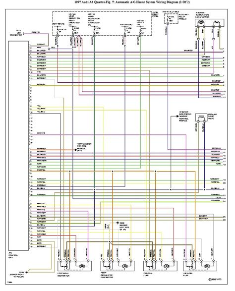 engine wiring wiring diagrams of engine audi tt 2001