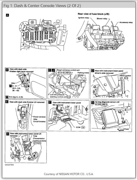 nissan y11 wiring diagram nissan automotive wiring diagrams
