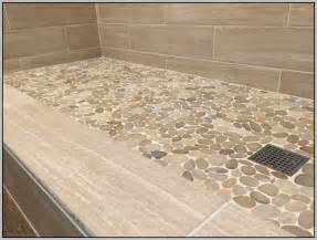 porcelain tile bathroom floor home decorating ideas