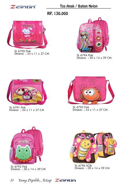 Zeintin Tas Anak Bahan tas sekolah anak bahan mall sepatu dan tas