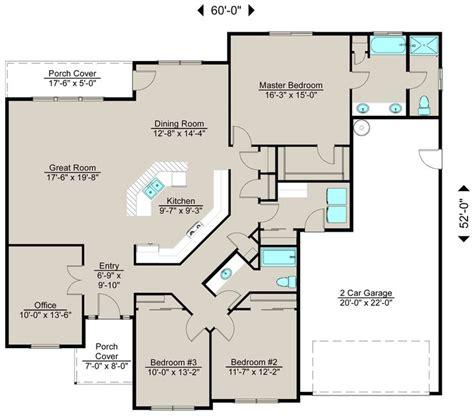 floor plan standard second home pinterest lexar home 2057 standard orientation home designs