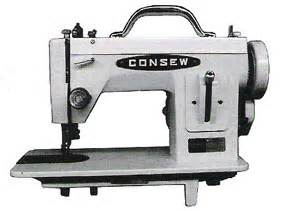 consew portable upholstery machines featuring model cp206r