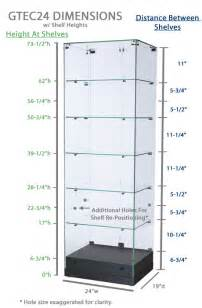 Display Case   Locking Door & Silver Painted MDF Base