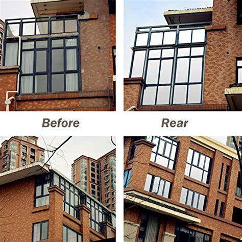 one way glass windows house window film one way film glass window tint home interiors privacy screen stickers
