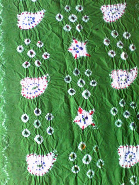 Jumputan Tumpal 09 kain jumputan asli jual kain jumputan asli handmade