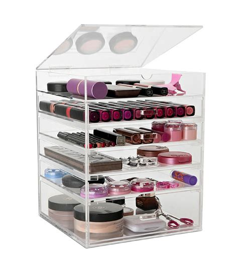 Makeup The Shop Original Flip Top Makeup Box The Makeup Box Shop Australia