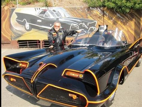 Original Batmobile Sold At Barrett Jackson by Original 1966 Batmobile Sold At Barrett Jackson