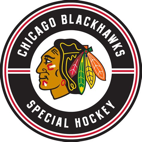 Tomahawks Officially Become Chicago Blackhawks Special Hockey