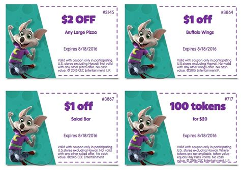 Buy Chuck E Cheese Gift Card Online - birthday coupons gordmans coupon code