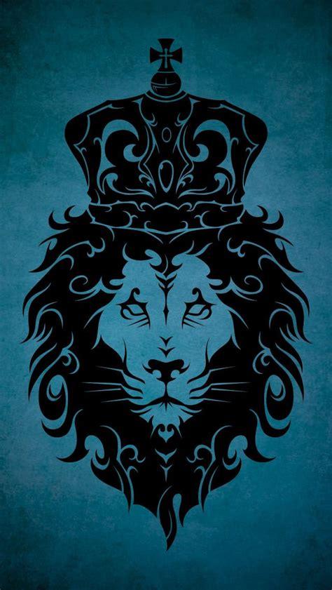 iphone wallpapers hd zedge tribal king lion by takihisa deviantart com on deviantart