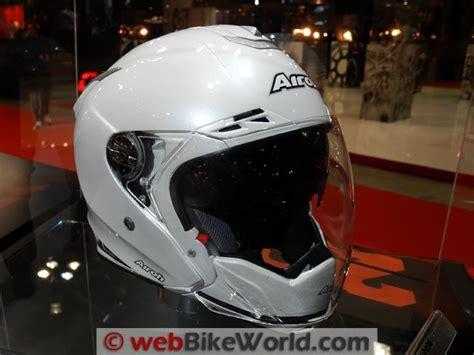 Helm Airoh Cezannee 2011 airoh helmets webbikeworld