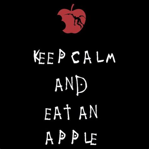 can a eat an apple i could eat an apple but i can t keep calm not anymore xd note