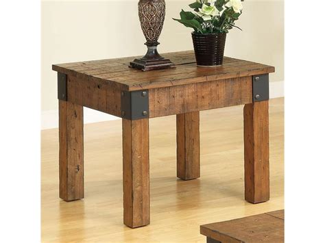 livingroom tables furniture beautiful living room end tables rustic living