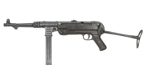 mp an opinions on mp 40
