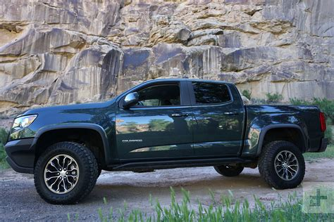 chevrolet zr2 2017 chevrolet colorado zr2 offers road capability and