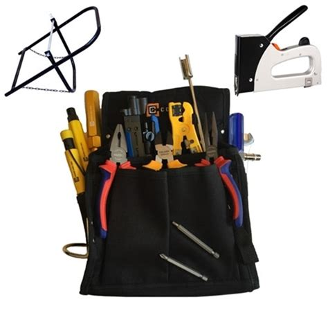 Telephone Installer by Cable Networking Telephone And Fiber Optic Tools Tools Kit