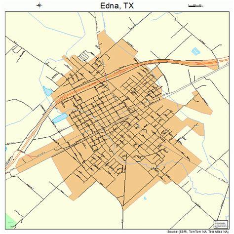 map of edna texas edna tx pictures posters news and on your pursuit hobbies interests and worries
