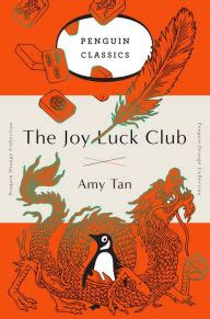 the joy luck club summary and analysis like sparknotes the joy luck club a novel penguin orange collection by