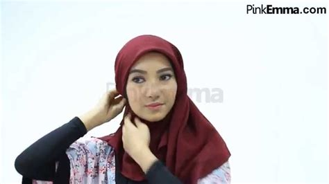 tutorial hijab utk ke kantor tutorial hijab untuk ke kantor youtube