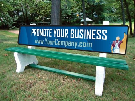bench advertising 18 funny benches advertising