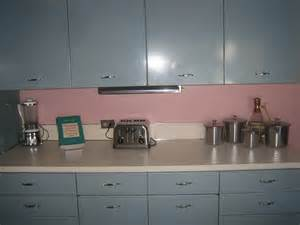 Geneva Metal Kitchen Cabinets Pam S Awesome Steel Cabinet Post At Retro Renovation No