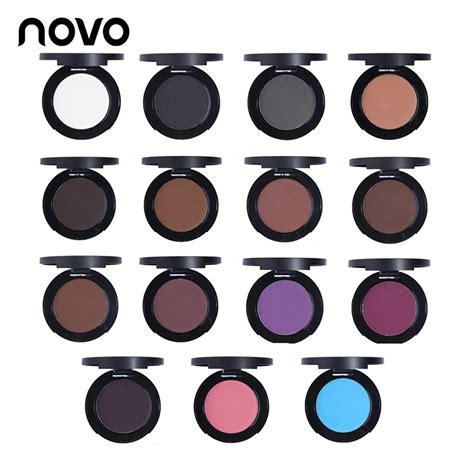 Eyeshadow Novo novo soft tactility professional matte eyeshadow palette