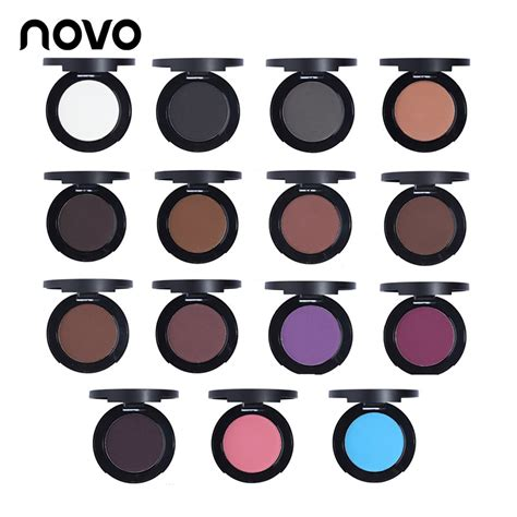 Eyeshadow Novo novo soft tactility professional matte eyeshadow palette makeup eye shadow silky eye make up