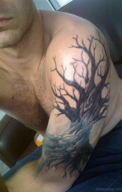 shoulder tree tattoo designs 50 stylish tree tattoos on shoulder