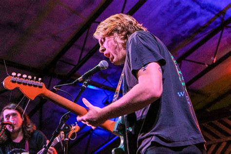 Sleeper Ty Segall by Ty Segall At Mohawk With Holy Wave And Ritual Live