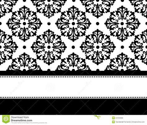 Invitation background stock vector. Image of deco