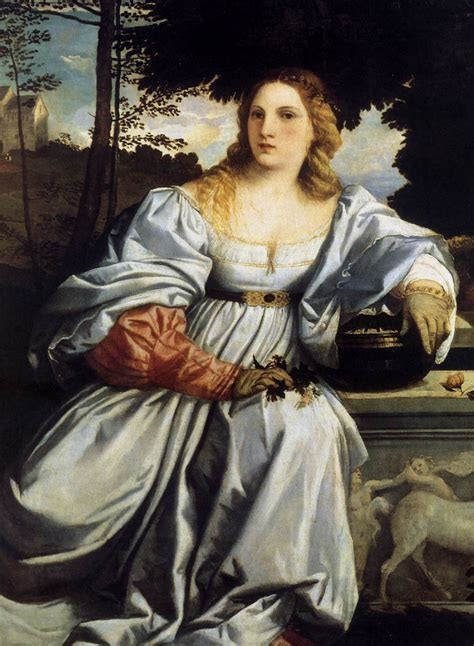 Sacred And Profane italy s most mysterious paintings titian s sacred and