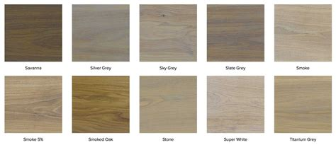 color rubio rubio monocoat 174 hardwax color swatch chart for wood