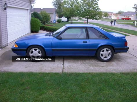 1988 ford mustang lx 1988 mustang lx hatchback