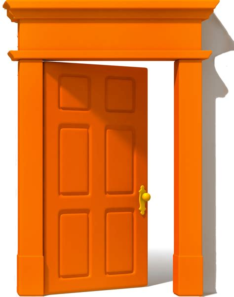 door clipart door clipart orange pencil and in color door clipart orange