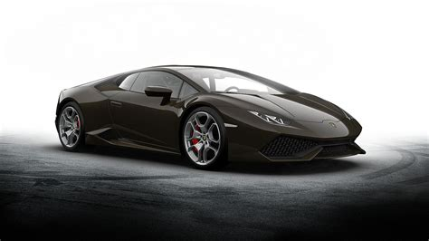 The New Lamborghini Huracán Lamborghini Launches Official Huracan Configurator 2014