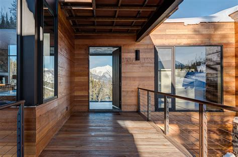 Lake Home Interiors by Pearson Design Group Mountain Modern