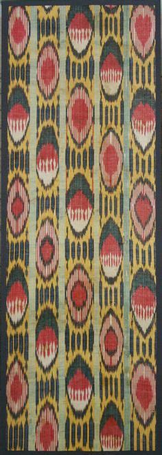 uzbek ikat 19th antique uzbek ikat pinterest 1000 images about antique uzbek ikat on pinterest