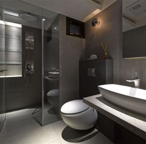 Ultra Modern Bathrooms Minimalist Luxury From Asia 3 Stunning Homes By Free Interior