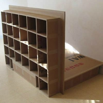 cardboard bed frame 7 amazingly cool and compact diy beds craftfoxes