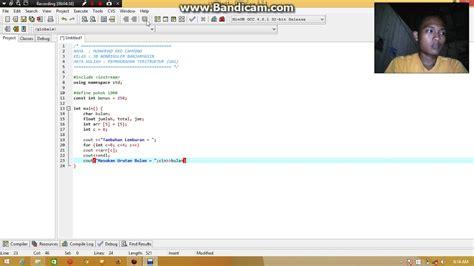 tutorial pemrograman web youtube tutorial pemrograman terstruktur youtube