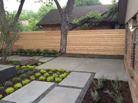 contemporary backyard landscaping ideas backyard fence ideas deck with none beeyoutifullife
