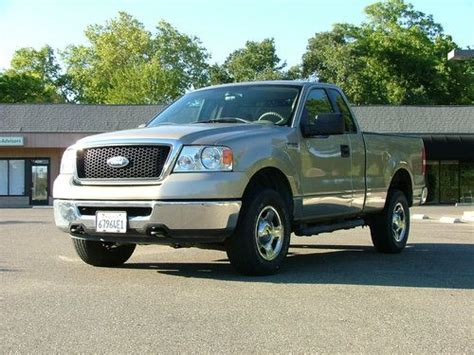 how does cars work 2007 ford f150 head up display sell used 2007 ford f150 xlt 4x4 reg cab 5 4l v8 in fair oaks california united states for us